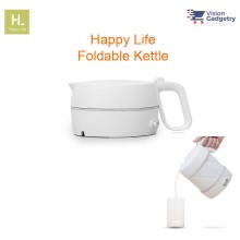 Xiaomi Happy Life HL Foldable Electric Kettle Mini Travel Portable 1L 600W