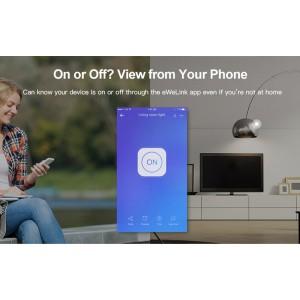 Sonoff Mini DIY Smart Switch Smart Home Wifi App Two Way 10A Google Home Alexa Nest