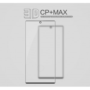 Samsung Galaxy Note 10 Nillkin Tempered Glass Screen Protector 3D CP+MAX Fullscreen Black