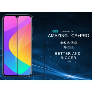 Xiaomi Mi CC9 Nillkin Tempered Glass Screen Protector CP+PRO