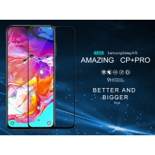 Samsung Galaxy A70 Nillkin Tempered Glass Screen Protector CP+PRO