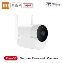 Xiaomi Mi Xiaovv 1080P Waterproof Outdoor IP Camera CCTV XVV-1120S-B1