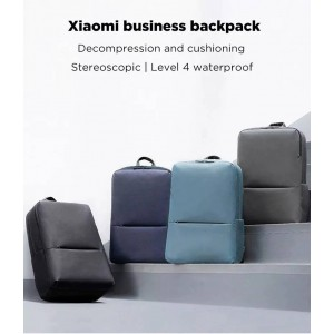 Xiaomi Classic Business Backpack 2 Large Capacity Laptop Bag JDSW02RM