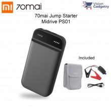 Xiaomi Mi 70mai Car Powerbank Jumper Jump Starter Midrive PS01