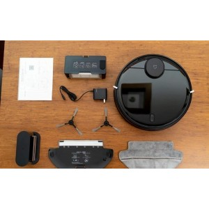 Xiaomi Robot Vacuum 2in1 Mop Vacuum LDS 2100pa Black STYTJ02YM