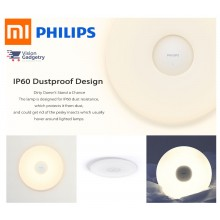 Xiaomi Mijia Philips Smart LED Ceiling Lamp White & Warm Light
