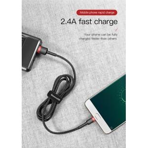 Baseus Cafule Micro USB Cable 2A USB Data Sync 3Meter