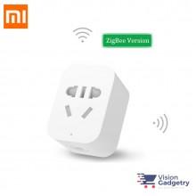 Xiaomi Zigbee Smart Home Socket Plug Wifi Remote Control Timer ZNCZ02LM