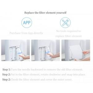 Xiaomi Smart Water Purifier Filter RO Filtration System App Control MRB23