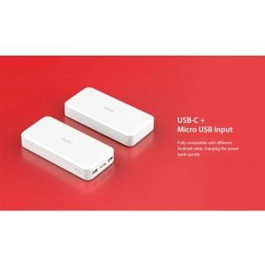 Xiaomi Redmi Powerbank Power Bank 20000mah Fast Charge PB200LZM