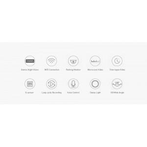 Xiaomi Mi 70mai 1S Car Camera  Midrive D06 1080P Global English Version