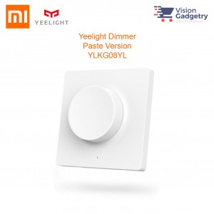 Xiaomi Yeelight Bluetooth Dimmer Switch Light Smart Home Paste Version YLKG08YL