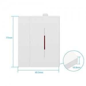 Sonoff DW1 Door Window Sensor Smart Home Wifi Wireless Switch App Control 433Mhz