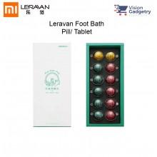 Xiaomi Leravan Foot Bath SPA Massage Pill Tablet Bomb 12pcs