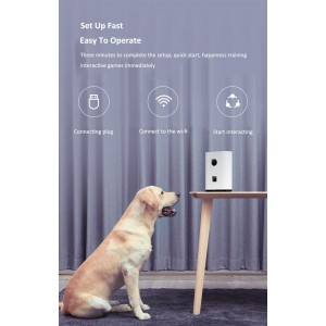 Xiaomi Pawbby Treat Cam Camera Smart Pet Feeder CCTV MG-PSM001