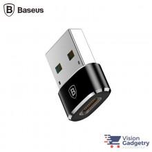 Baseus Type C Female to USB Male Adapter Converter CAAOTG-01