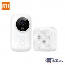 Xiaomi Mijia Mi Intelligent Video Smart Doorbell AI Face Recognition Intercom MJJSQ01-FJ