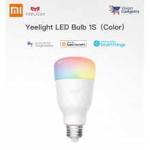 Xiaomi Yeelight SMART LED Light Bulb 1S RGB E27 YLDP13YL Homekit 800lm