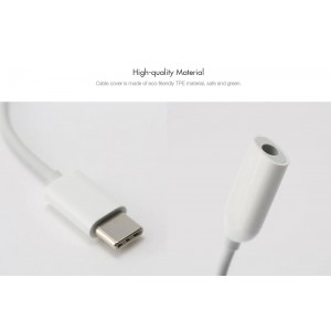 Xiaomi Type C to 3.5mm Audio Cable Adapter Coverter SJV4091TY