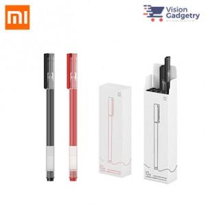 Xiaomi Mijia Mi Junengxie Pen Gel 0.5mm Mikuni Ink 10pcs Pack MJZXB02WC