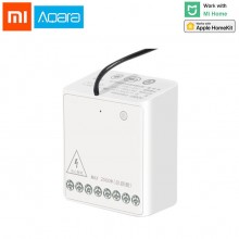 Xiaomi Mi Aqara Smart Home Wireless Relay Controller Smart Switch 2 Channels LLKZMK11LM