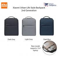 Xiaomi City Urban Life Style Bag Backpack 2 2nd Gen Laptop Bag DSBB03RM