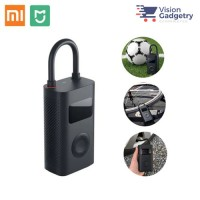 Xiaomi Mi Air Compressor Pump Tyre Infator Portable Digital MJCQB01QJ
