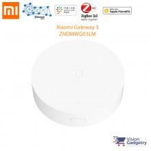 Xiaomi Mijia Mi Smart Home Gateway 3 Bluetooth Mesh Hub Zigbee 3.0 Homekit Ver ZNDMWG03LM