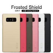 Samsung Galaxy Note 8 Nillkin Frosted Shield Cover Case Free SP