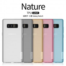 Samsung Galaxy Note 8 Nillkin Nature TPU Case Cover
