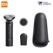 Xiaomi Mijia Electric Shaver S500C 3in1 LED Display 360 Degree Float IPX7 Upgrade Version