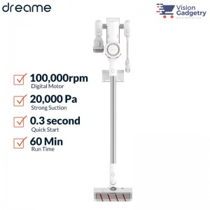 Xiaomi Dreame V9 Handheld Cordless Vacuum Cleaner 20000PA Strong Suction