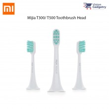 Xiaomi Mijia Mi Electric Toothbrush T300 T500 Replacement Brush Head DDYST01SKS 3pcs