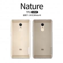 Redmi Note 4 Malaysia Version Nillkin Nature TPU Case Cover