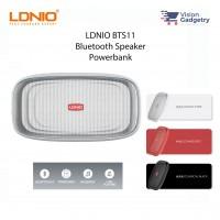 LDNIO BTS11 Bluetooth Speaker Powerbank 2in1 5000mah Bluetooth 5.0