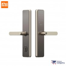 Xiaomi Mijia Mi Smart Door Lock 3D Fingerprint NFC Bluetooth MJZNMS02LM Matte Gold
