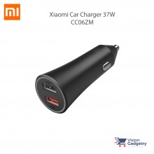 Xiaomi Car Charger 37W Double Port Fast Charge w LED Moonlight CC06ZM
