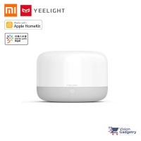 Xiaomi Yeelight D2 Bedside Lamp 2 Smart Light RGB Apple Homekit YLCT01YL