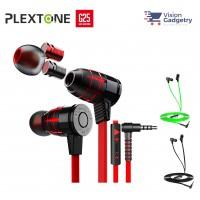 Plextone G25 Gaming Earphone Headset In-ear Earbud w Mic 3.5mm Jack