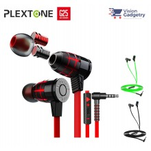 Plextone G25 Gaming Earphone Headset In-ear Earbud w Mic (3.5mm)