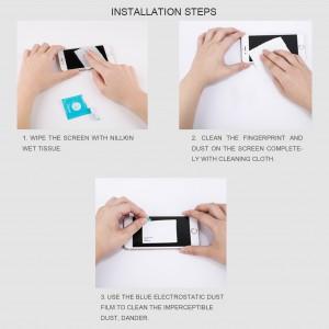 Xiaomi CC9 PRO MI NOTE 10 MI NOTE 10 PRO Nillkin 3D CP+MAX Tempered Glass Screen Protector