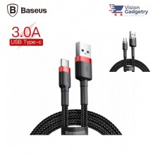 Baseus Cafule Type C USB Cable 3A USB Data Sync 1M