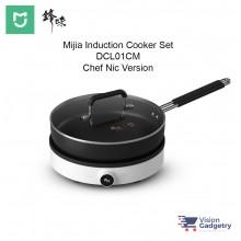 Xiaomi Mi Mijia Smart Induction Cooker Set 99 Precise Control Chef Nic DCL01CM