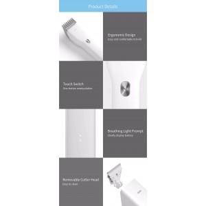 Xiaomi Enchen Boost Electric Hair Trimmer Clipper Wireless 2 Speed Ceramic Cutter