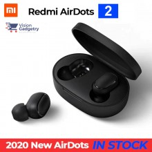 Redmi Xiaomi Airdots 2 Bluetooth 5.0 TWS Earphone Headset w Dock TWSEJ061LS