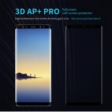 Samsung Galaxy Note 8 NILLKIN 3D AP+ Pro Fullscreen Soft Screen Protector