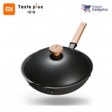 Xiaomi Taste Plus MOTOFE TP3C32 Iron Frying Pan Stir-fry Wok (32cm)
