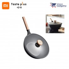 Xiaomi Taste Plus MOTOMI Non-stick Frying Pan Stir-fry Wok TP1C30 (30cm)