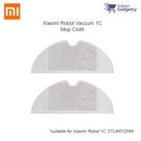 Xiaomi Mijia Mi Robot Vacuum 1C Mop Pad Cloth 2pcs Sweep Accessories STTB01ZHM