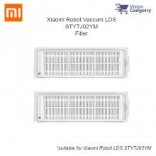 Xiaomi Mijia Mi Robot Vacuum LDS Filter 2pcs Accessories STYTJ02YM-LW